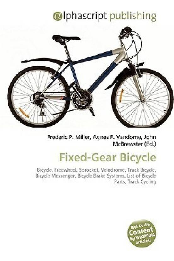 Fixed Gear Bicycle Bicycle Freewheel Sprocket Velodrome Track