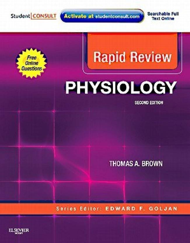 Rapid Review Physiology With STUDENT CONSULT Online Access 2nd Edition