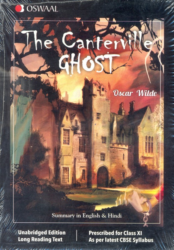 Canterville Ghost Book For Class 11