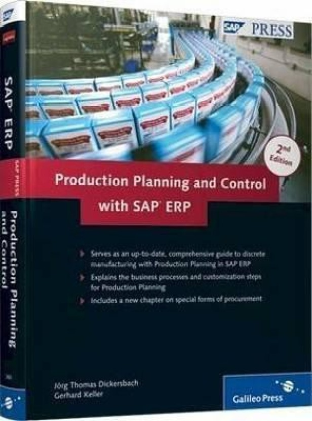 Production Planning And Control With Sap Erp Pdf