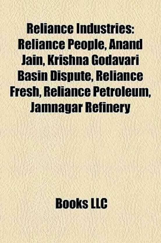 Reliance Industries: Reliance People, Anand Jain, Krishna