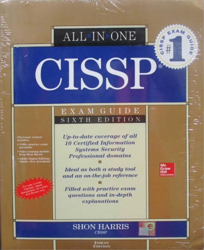 Read cissp all-in-one exam guide, 6th edition shon harris [pdf fi….