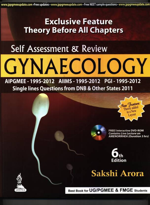 Self Assessment & Review Gynaecology