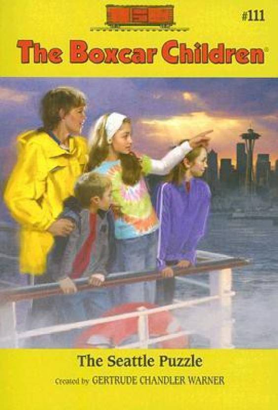 The Seattle Puzzle( Series - Boxcar Children Mysteries