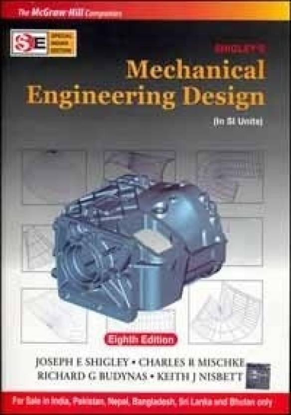 shigley mechanical engineering design 8th edition pdf download