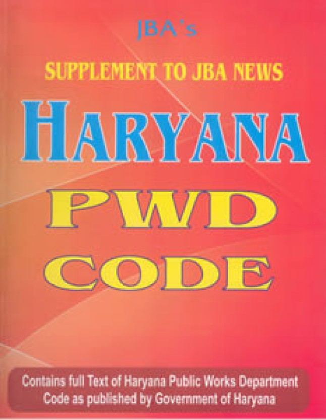 Pwd Specification Book