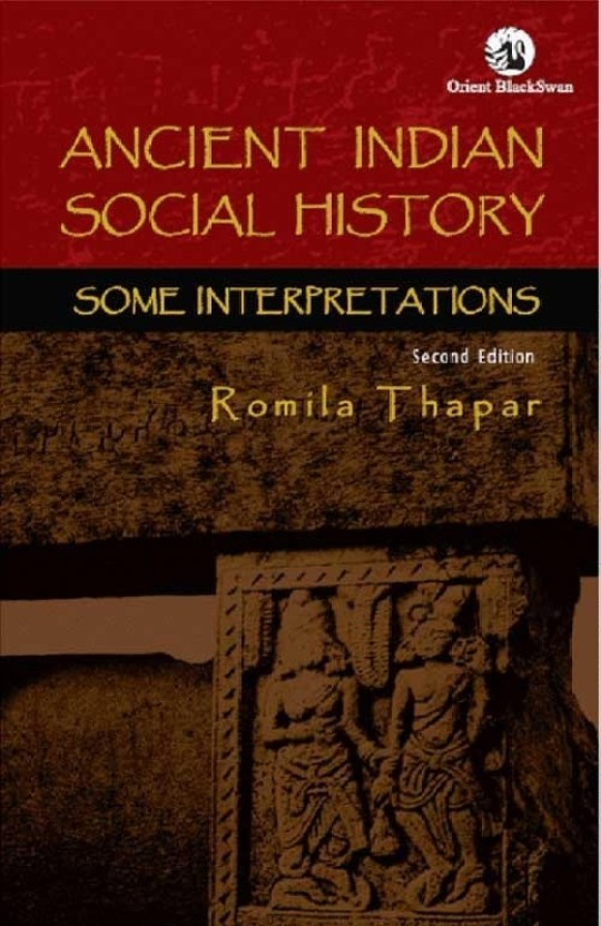 Latest*} ancient india by romila thapar pdf book download free.