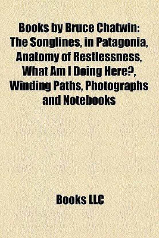 Books by Bruce Chatwin (Study Guide): The Songlines, in Patagonia ...