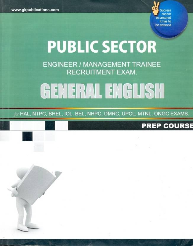 General English For HAL, NTPC, BHEL, NHPC, DMRC, UPCL, MTNL, ONGC Exams Prep Course 1 Edition