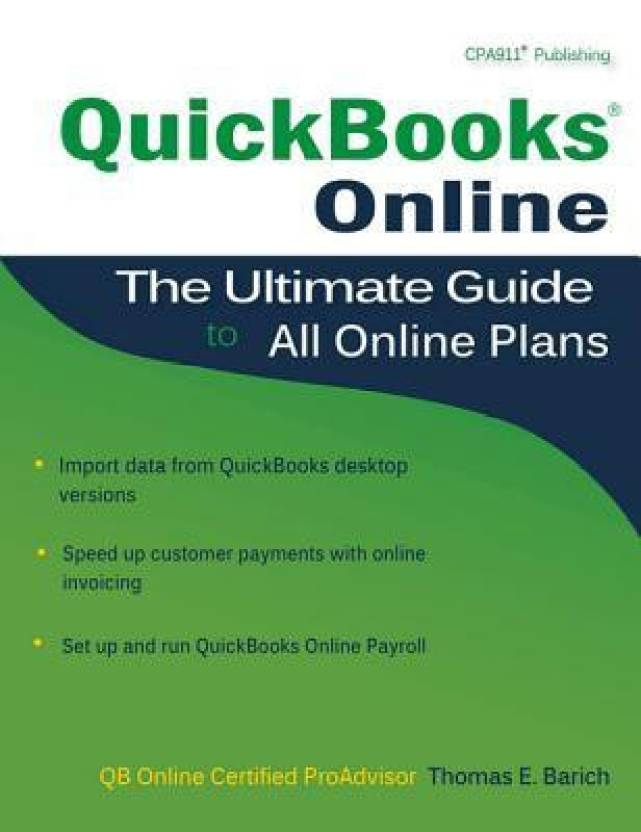 QuickBooks Online: Buy QuickBooks Online by Barich at Low Price in