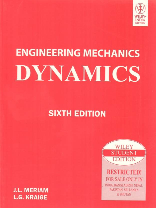 Engineering mechanics dynamics 6th edition buy engineering engineering mechanics dynamics 6th edition fandeluxe