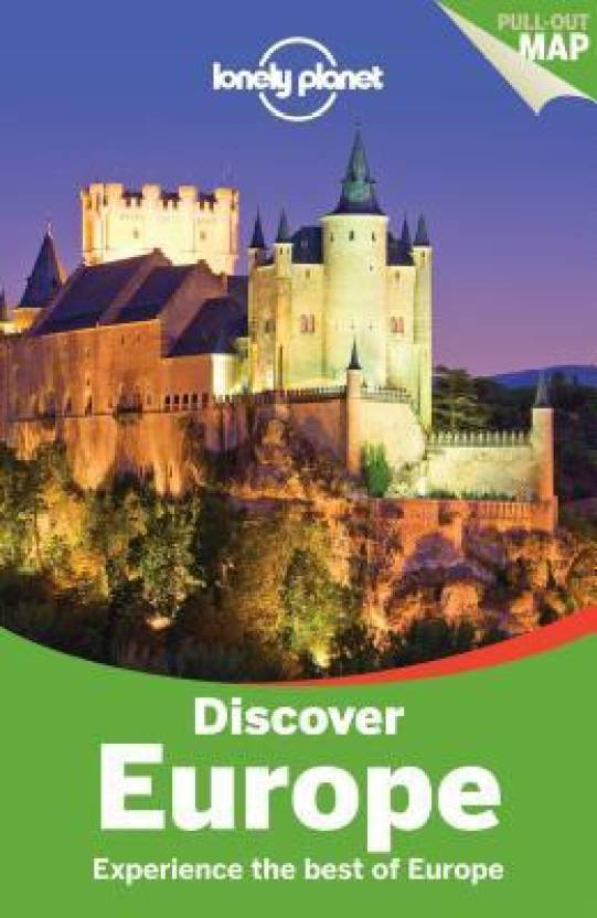 Lonely Planet Discover Europe price comparison at Flipkart, Amazon, Crossword, Uread, Bookadda, Landmark, Homeshop18