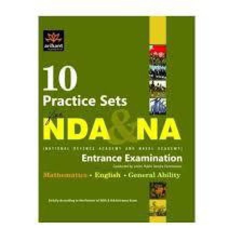 10 Practice Sets NDA/NA 1st Edition