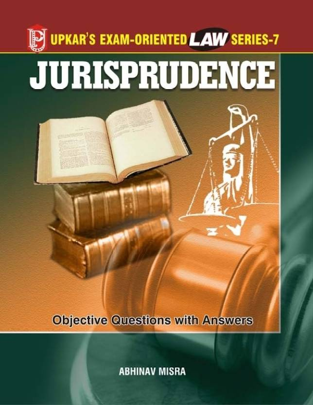 Jurisprudence : Objective Questions with Answers: Buy Jurisprudence
