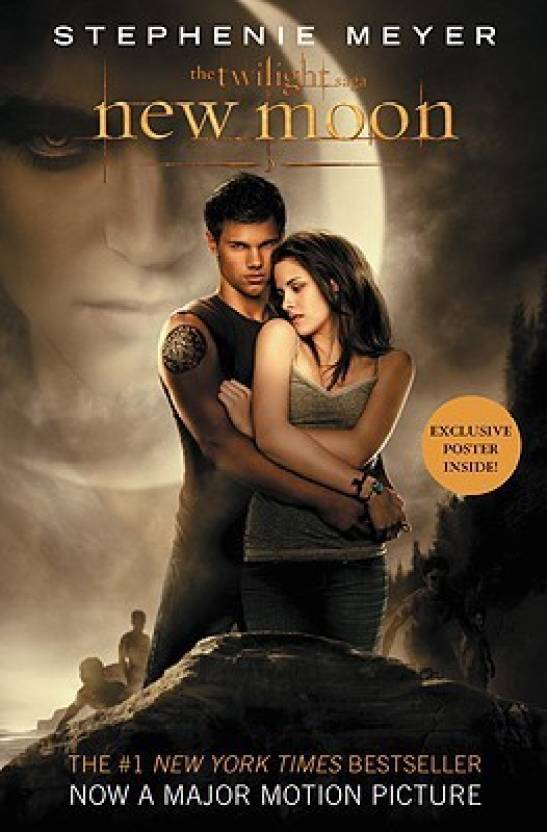New Moon [With Poster] (Twilight Saga)