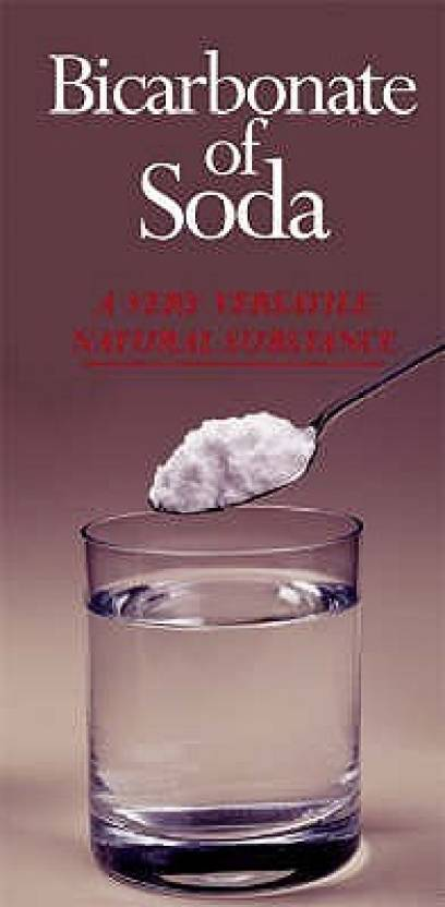 Bicarbonate of Soda: A Very Versatile Natural Substance: Buy