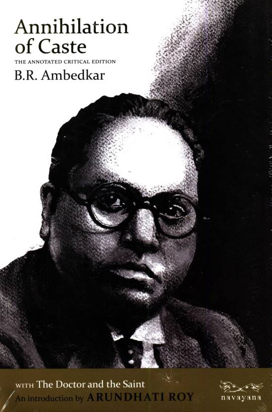 Aniihilation Of Caste