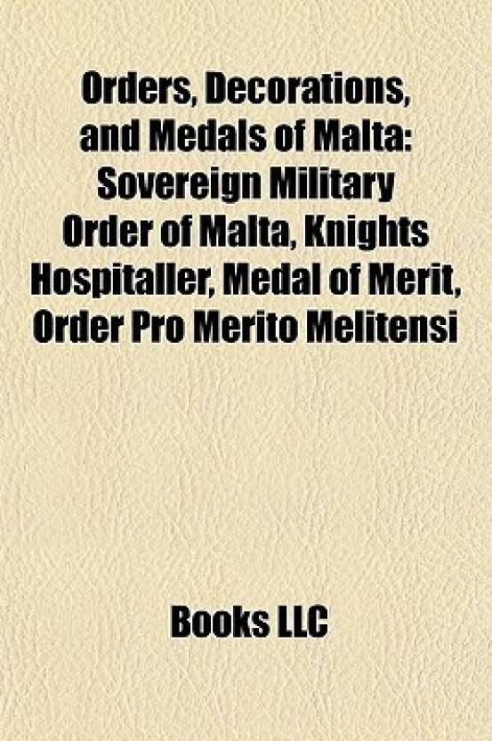 e4e6d9890bdc Orders, Decorations, and Medals of Malta: Sovereign Military Order ...
