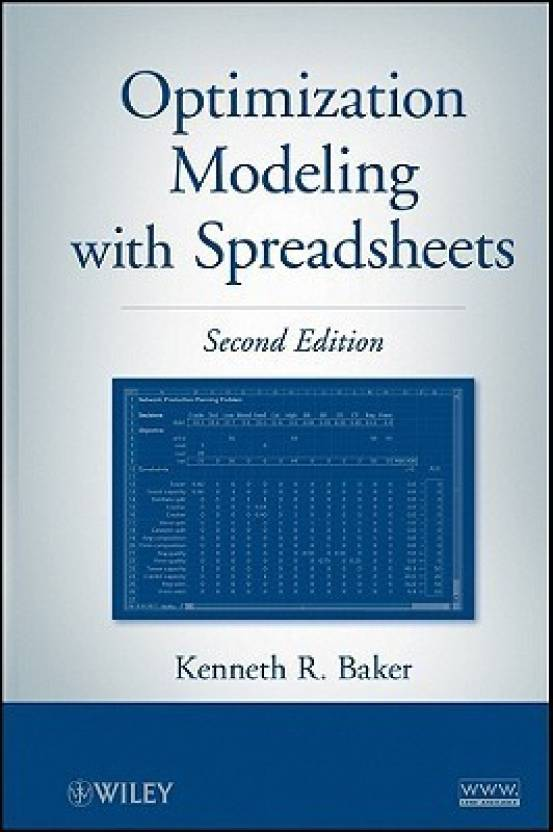 Optimization Modeling with Spreadsheets 2nd Edition: Buy