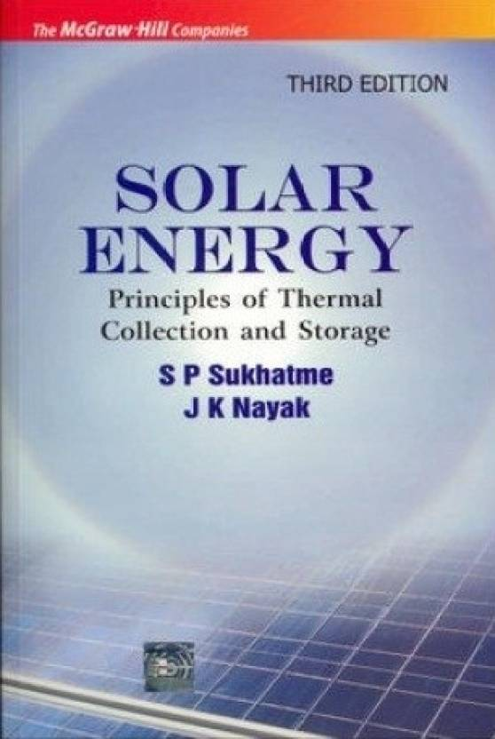 Solar energy principles of thermal collection and storage 3rd solar energy principles of thermal collection and storage 3rd edition fandeluxe Image collections