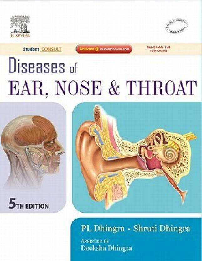 Diseases of Ear, Nose & Throat, 5/e 5th Edition - Buy Diseases of ...
