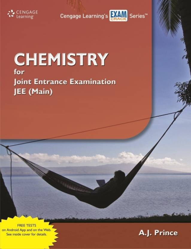 Chemistry for Joint Entrance Examination JEE (Main) 1st Edition