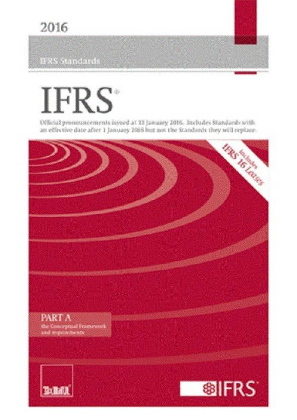 Book on IFRS -International Financial Reporting Standards-2016 Edition