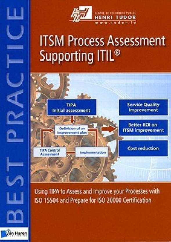 Itsm Process Assessment Supporting Itil Using Tipa To Assess And