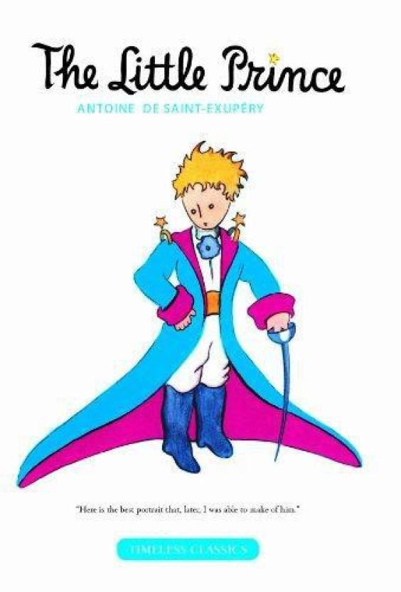 The Little Prince Pb Timeless Classics