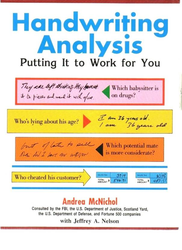 handwriting analysis andrea mcnichol download itunes