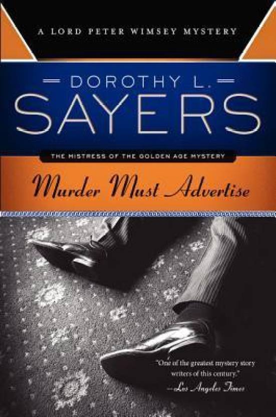 Advertise Mystery A Buy Lord Murder Peter Must Wimsey vPwTxBa