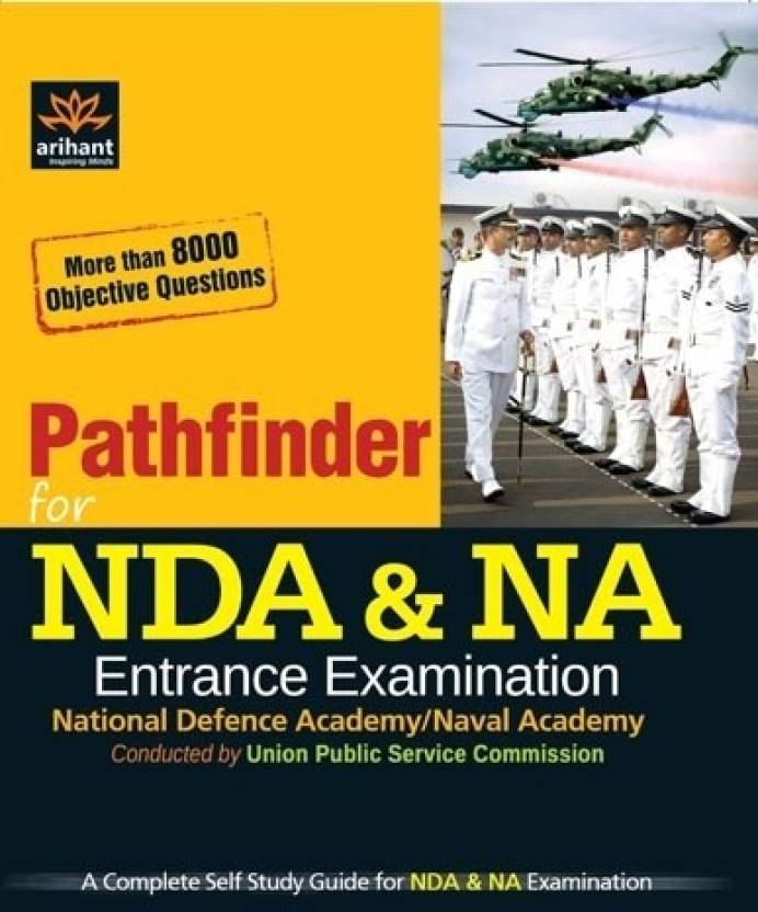 Pathfinder for NDA & NA Entrance Examination 1st Edition