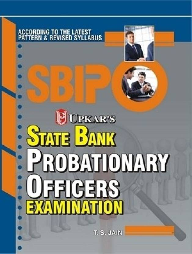 State Bank Probationary Officers Examination 1st  Edition