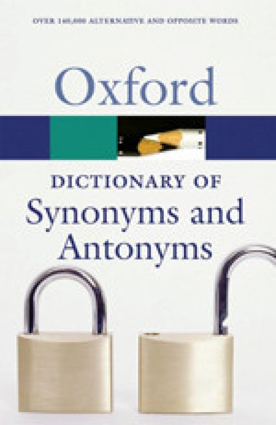 Oxford Dictionary of Synonyms and Antonyms 2nd Edition  sc 1 st  Flipkart & Oxford Dictionary of Synonyms and Antonyms 2nd Edition - Buy ...