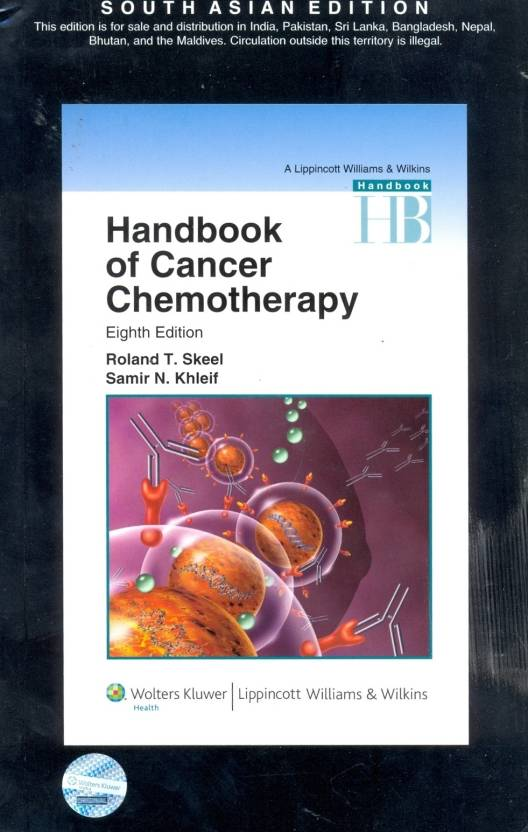 Handbook of Cancer Chemotherapy 8th Edition: Buy Handbook of