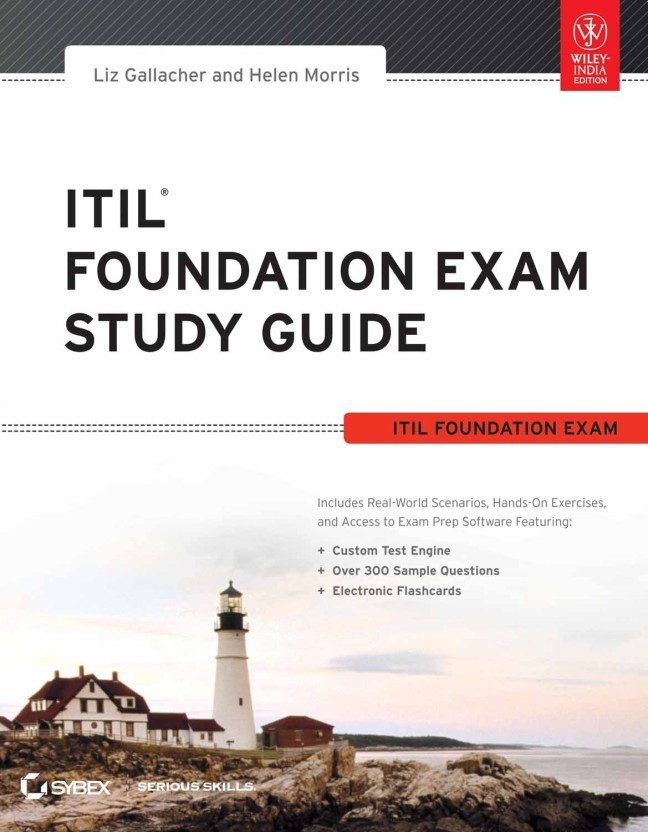 itil foundation exam study guide buy itil foundation exam study rh flipkart com ITIL Framework ITIL Service Management