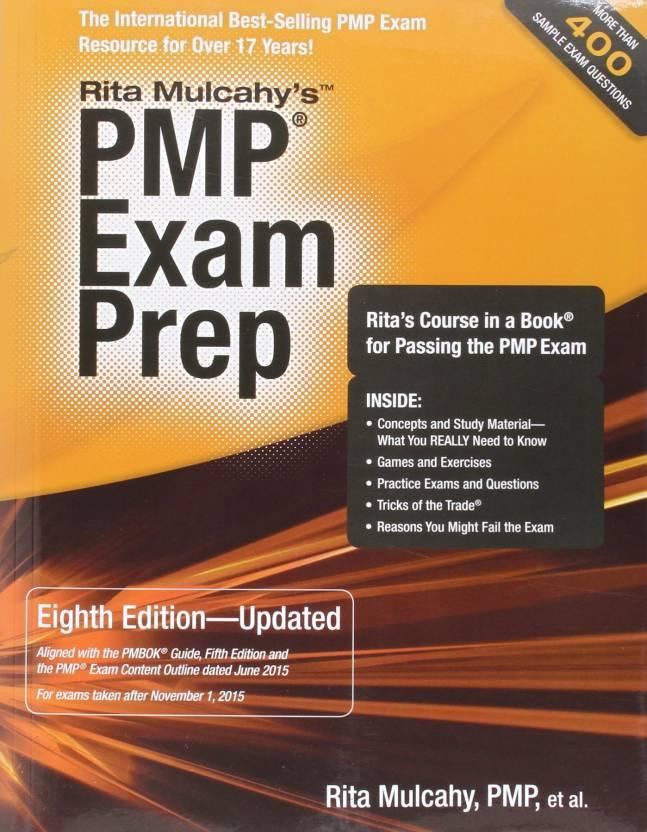 Pmp Exam Prep 8th Edition Buy Pmp Exam Prep 8th Edition By Rita