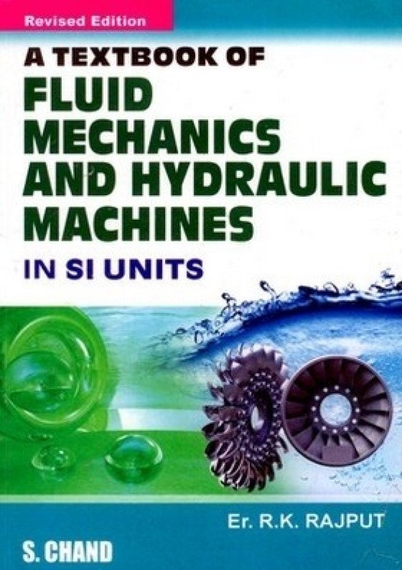 Fluid Mechanics And Hydraulic Machines Book