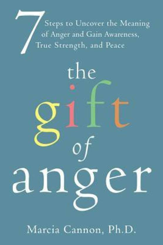 Gift Of Anger: Seven Steps to Uncover the Meaning of Anger and Gain