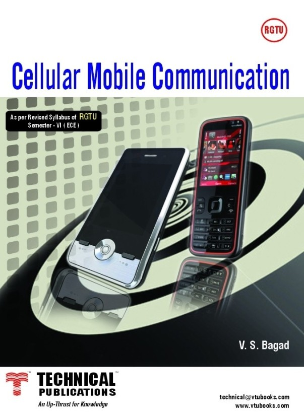 Cellular Mobile Communication Book