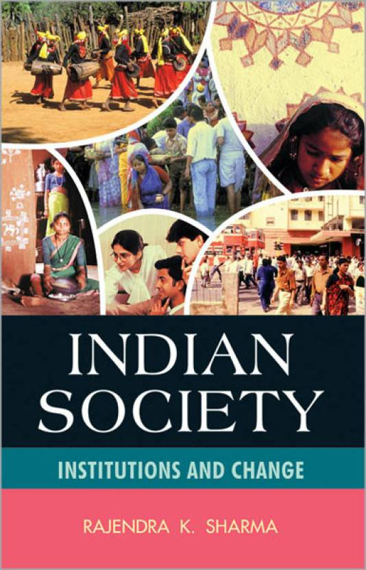 indian society by rajendra k sharma free download