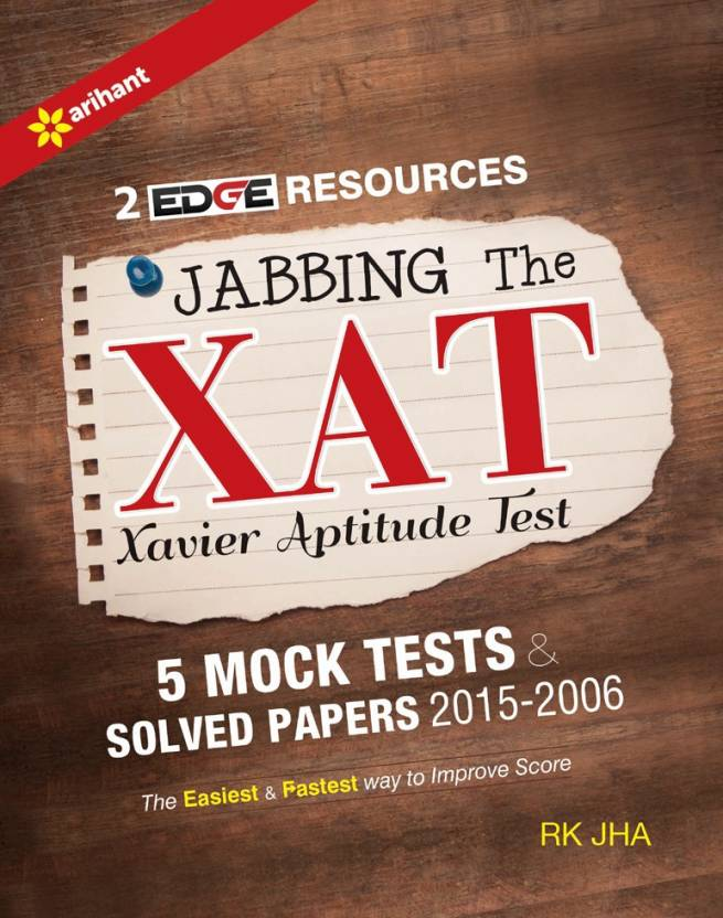 xat solved essays
