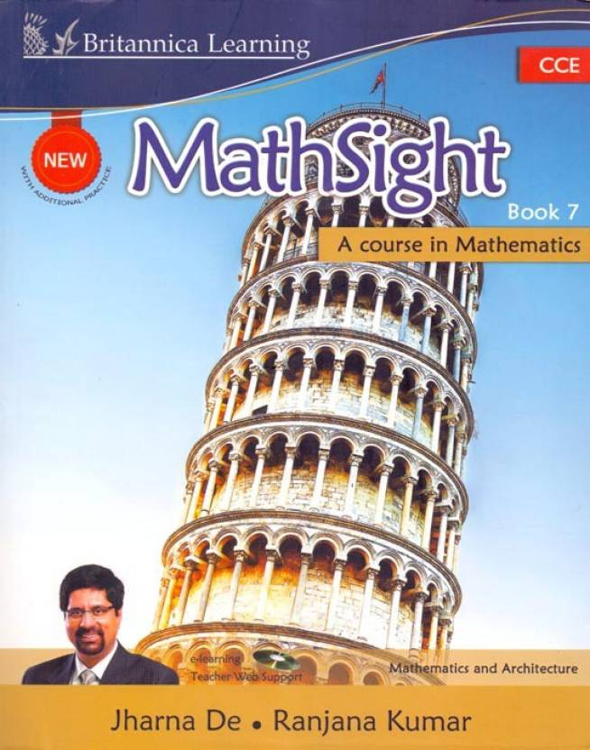 New MathSight (CCE Edition) Class - 7: Buy New MathSight (CCE