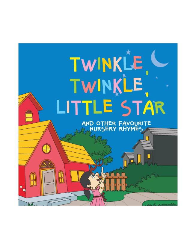 Twinkle Twinkle Little Star And Other Favourite Nursery