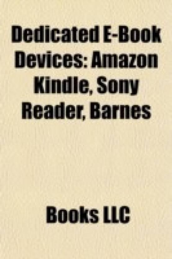 Dedicated e-book devices: Amazon Kindle, Comparison of e