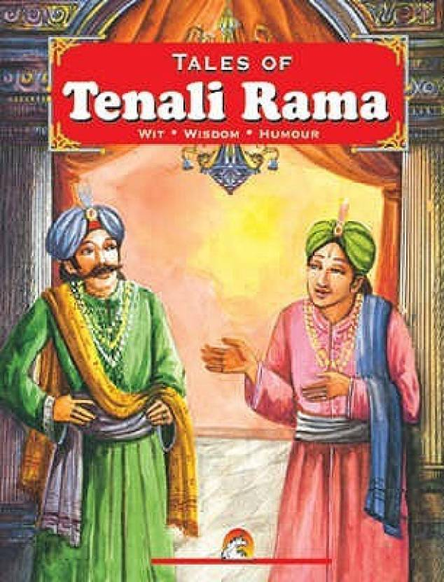 Tales Of Tenali Rama: Buy Tales Of Tenali Rama by Jyotsna