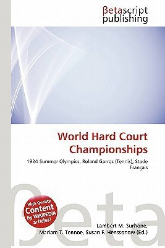 World Hard Court Championships