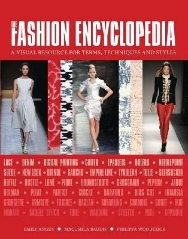 ecefbeda85 The Fashion Encyclopedia - Buy The Fashion Encyclopedia Online at ...