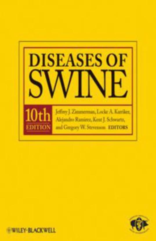 Diseases Of Swine 10Ed (Hb 2012) 10 Rev ed Edition