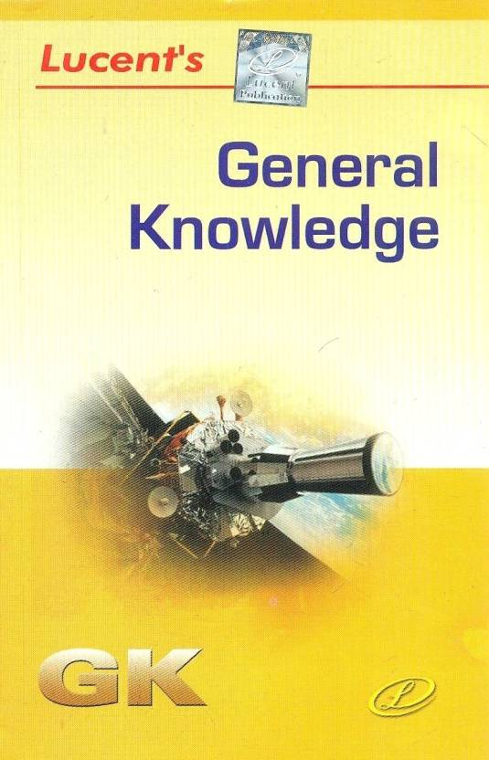 Lucents General Knowledge 4th  Edition